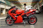 Продам мотоцткл Ducati 125 RR 2011г. (RED)